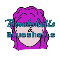 Bombshells & Blueshells Website Logo